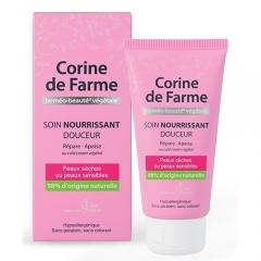 Мягкий питательный крем Корин Де Фарм Soin Nourrissant Douceur Corine de Farme
