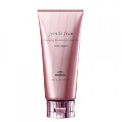 Бальзам-кондиционер для интенсивного увлажнения и создания глянцевых волос Мильбон Jemile Fran Treatment Juicy+Glossy Milbon