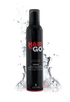 Моделирующая пенка экстра сильной фиксации Лендан Hair To Go Twister Lendan