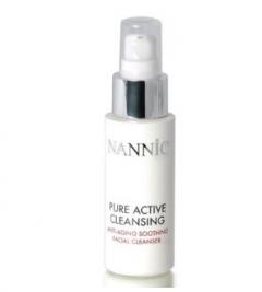 Пенка-мусс для лица «Совершенное очищение» Нанник  Pure Active Cleansing Nannic