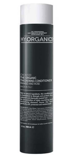 Кондиционер для придания объема сухим и поврежденным волосам Май.Органикс Thickening Conditioner My.Organics