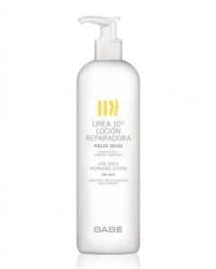 Лосьон для сухой кожи с 10% Urea Бэйби Лабораториз 10% Urea Repairing Lotion Babe Laboratorios