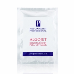 Альгинатная маска для чувствительной кожи с успокаивающим эффектом Пьель косметикс Algojet Sensitive Skin Peel Off Mask Piel cosmetics