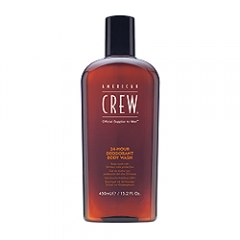 "Гель для душа ""Защита от пота 24 часа"" Американ Крю 24-Hour Deodorant Body Wash American Crew"