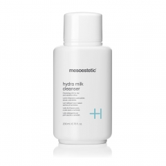 Очищающее гидро-молочко Мезоэстетик Hydra milk cleanser Mesoestetic