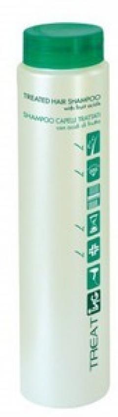 Шампунь для поврежденных волос Инг Профессионал Treat-ING Treated Hair Shampoo ING Professional