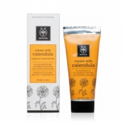 Крем для тела с календулой Апивита Healthcare Cream with Calendula Apivita