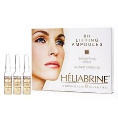 Ампулы мгновенной красоты с 8-часовым лифтинговым эффектом Элиабрин INSTANT BEAUTY LIFTING ampoules 8 hours Heliabrine
