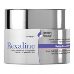 Суперувлажняющий ультра питательный крем для молодости кожи Рексалайн Hydra - Dose Nutri+ Rexaline