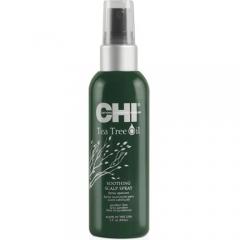 Успокаивающий спрей для кожи головы Чи Tea Tree Oil Soothing Scalp Spray Chi