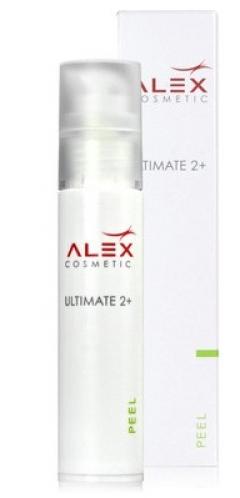 Пилинг-гель с энзимами и натуральной аргановой пудрой Алекс Косметик Ultimate 2+ Alex Cosmetic