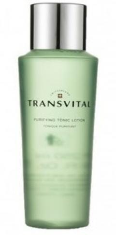 Очищающий матирующий лосьон-тоник для кожи лица Трансвитал Purifying Tonic Lotion Transvital