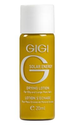 Подсушивающий лосьон Джи Джи Solar Energy Drying Lotion Gigi