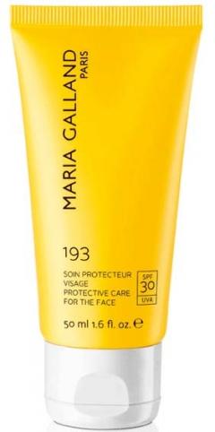 Солнцезащитный уход для лица SPF30 Мария Галланд Soin Protecteur Visage SPF30 № 193 Maria Galland