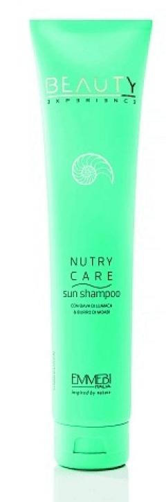 Солнцезащитный шампунь для волос и тела Эмеби Beauty Exp Sun Shampoo Hair & Body Emmebi