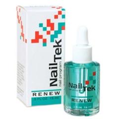 Масло для кутикулы с антигрибковыми компонентами Нейл Тек Renew Nail Tek