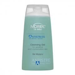 Очищающий гель для жирной, комбинированной кожи с признаками акне Норел Antistress – Cleansing gel Norel