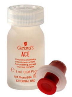 Мультивитаминные ампулы Джерардс REGENERATE VIT ACE Gerards
