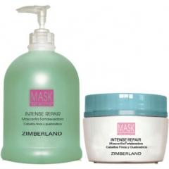 Маска укрепляющая для объема тонких и ломких волос Зимберленд Beauti Intense Repair Mask Zimberland