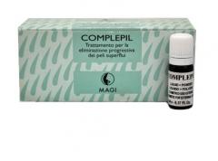 Ампулы «Комплепил» для замедления роста волос М.Маджи COMPLEPIL Periodic Treatment Hair Superfluous M.Magi