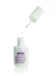 Клей с кисточкой Орли Brush-On Nail Glue Orly