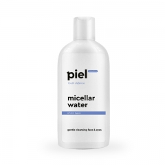 Мицеллярная вода для снятия макияжа Пьель косметикс Youth Defence EAU MICELLAIRE DEMAQUILLANT Face and Eye Makeup Piel cosmetics