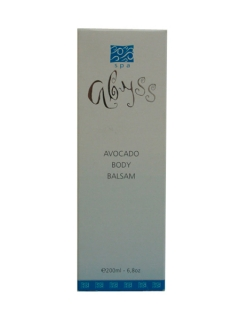 Бальзам для тела с маслом авокадо Спа Абисс Avocado Body Balsam Spa Abyss