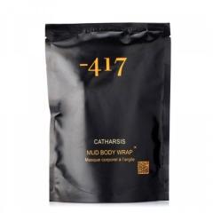Маска грязевая для тела «Катарсис» Минус 417 Catharsis - Mud Body Wrap Minus 417