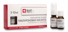 Гиалуроновая кислота + Коллаген и эластин Тете Hyaluronic acid + Collagen&Elastin Tete