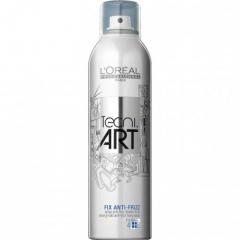 Лак с эффектом антифриз Лореаль Профессионнель Tecni Art Air Fix AntiFrizz 4  L'Oreal Professionnel