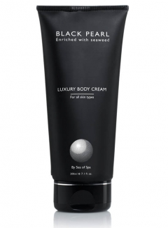 Роскошный крем для тела Си Оф Спа Black Pearl Age Control Luxury Body Cream Sea Of Spa