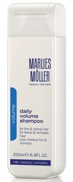 Шампунь для придания объема Марлис Мёллер Daily Volume Shampoo Marlies Moller