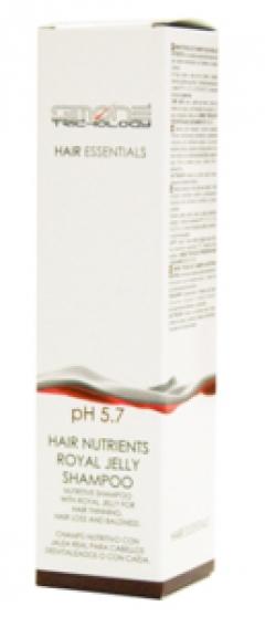Питательный шампунь Маточное молочко Симоне Трихолоджи Hair Nutrients Royal Jell Simone Trichology
