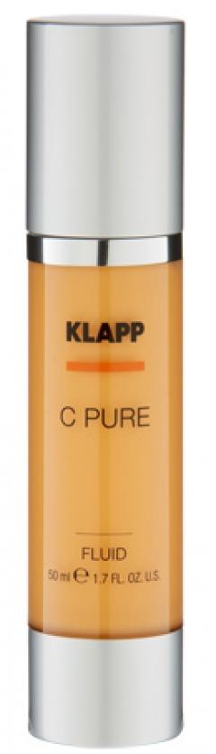 Витаминный крем-флюид Клапп C Pure Fluide Klapp