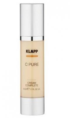 Витаминный восстанавливающий крем Клапп C Pure Cream Complete Klapp