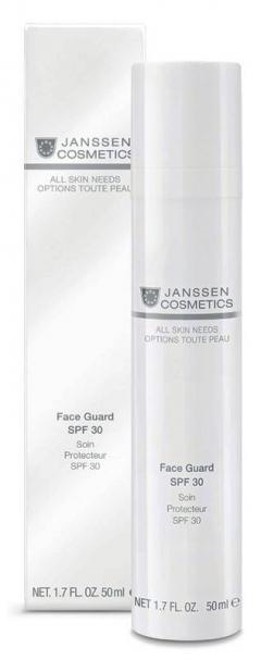 Фотозащита SPF-30 Янссен Face Guard SPF 30 Janssen