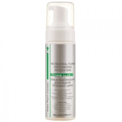 Пена антибактериальная для очищения проблемной кожи (рН 3,5) Грин Фарм Косметик Antibacterial Foam РН 3,5 Green Pharm Cosmetic