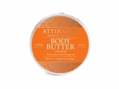 Масло для тела Апельсин Аттиранс Orange Body Butter Attirance