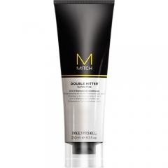 Шампунь Double Hitter TM без сульфатов с эффектом кондиционирования волос Пол Митчелл DOUBLE HITTER Paul Mitchell
