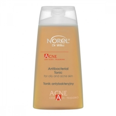 Антибактериальный тоник для кожи с признаками акне Норел Antibacterial tonic Norel