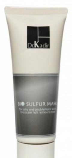 Маска Био-Сера для проблемной кожи Доктор Кадир Bio-Sulfur Mask For Problematic Skin Dr. Kadir