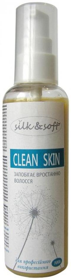 Средство от вросших волос Силк энд Софт Clean Skin Silk and Soft
