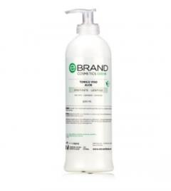 Увлажняющий тоник для чувствительной кожи «Алоэ Вера» Ебренд Tonico Viso Idratante Lenitivo Aloe Vera Ebrand