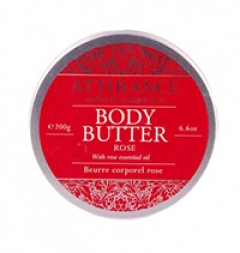 Масло для тела Роза Аттиранс Rose Body Butter with Rose Essential Oil Attirance