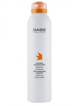 Успокаивающий восстанавливающий спрей после загара Бэйби Лабораториз After Sun Spray Babe Laboratorios