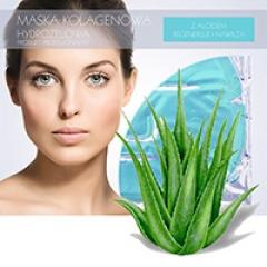 Маска коллагеновая с Алоэ Вера Бьюти Фейc Kolagen Maska z Aloe Vera Beauty face