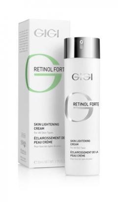 Осветляющий крем с ретинолом Джи Джи Retinol Forte Skin Lighte ning Cream Gigi