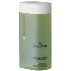 Лосьон для сухой, чувствительной и куперозной кожи Жан д'Арсель Cleansing Lotion aux Herbes Jean d'Arcel