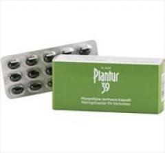 Лечебные капсулы от выпадения волос Плантур Medical capsules for hair loss Plantur