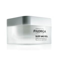 Ночной крем-пилинг Филорга Sleep and peel Resurfacing night cream Filorga